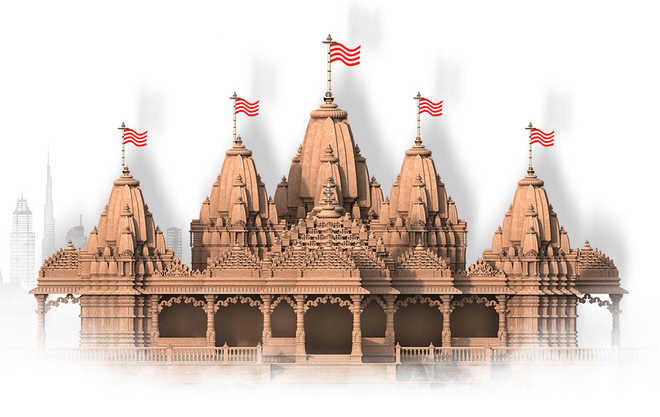 Stone for first Hindu temple in Abu Dhabi to be laid in April