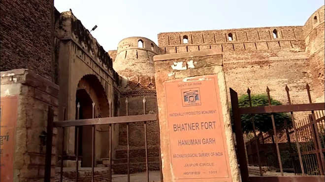 Funds available, yet fort's renovation off govt list