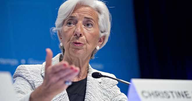 IMF warns of global economic 'storm' as growth undershoots
