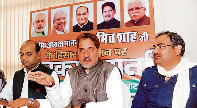 INLD can tie up with BJP, says Chautala