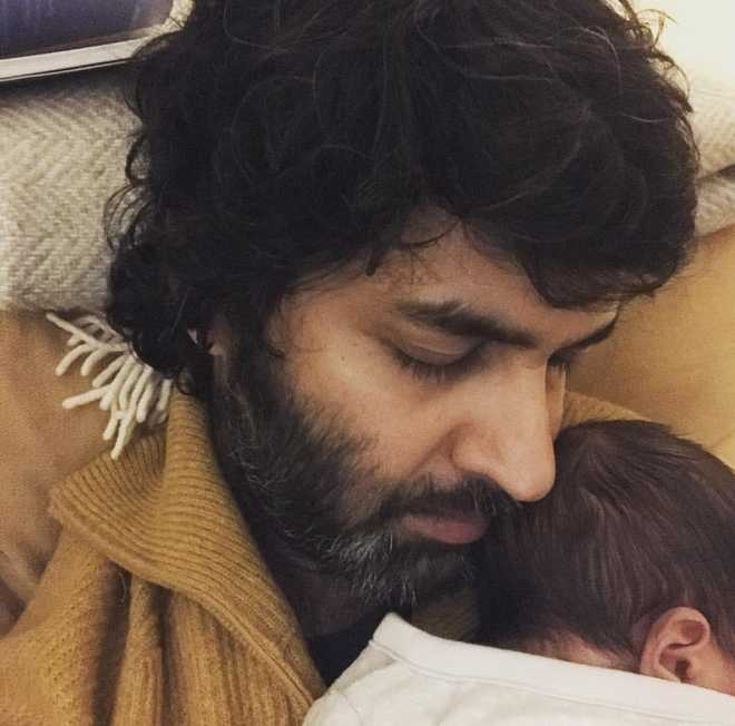 Purab Kohli welcomes a baby boy