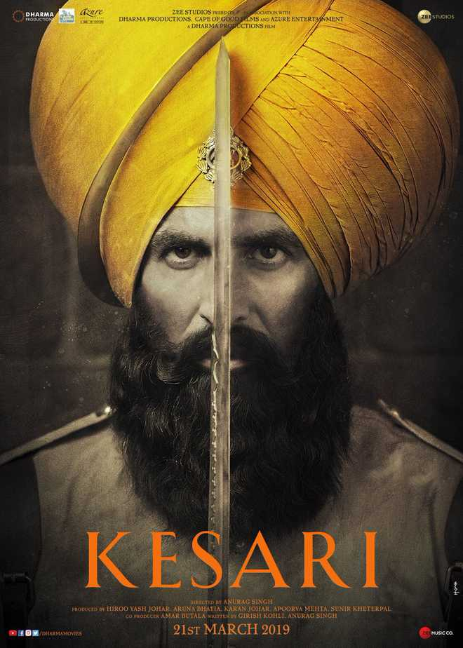 'Kesari' teaser and more: Akshay Kumar reveals details on Twitter