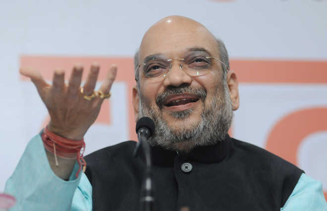 Rock-solid support for PM Modi ahead of LS polls: Shah