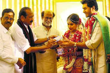 Rajinikanth's daughter Soundarya remarries
