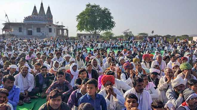Gurjar protests enter Day 5; Gehlot govt to decide on demands on Wednesday