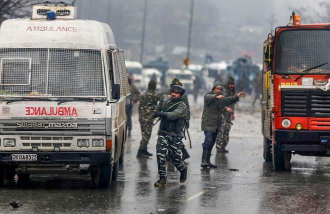 Images Of Pulwama Attack Soldiers | Anime Wallpaper