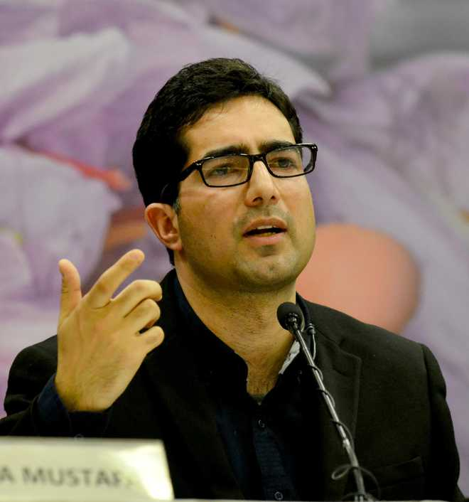Trust deficit among Kashmiri youth towards Indian state: Shah Faesal