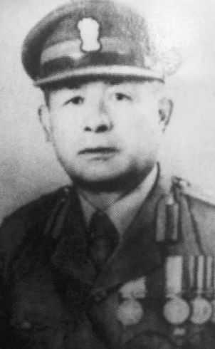 Lt Col Sher Jung Thapa  —  Skardu's tiger