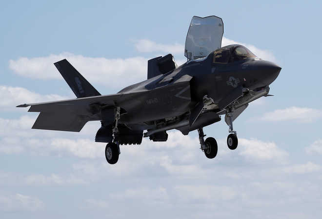 Time for game-changing defence pacts with India: Lockheed official