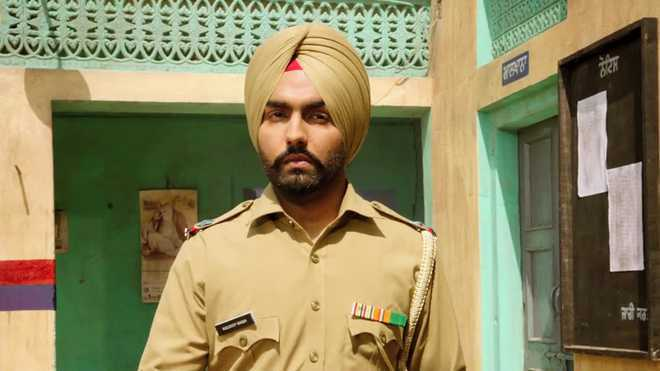 Singer Ammy Virk to donate Rs 10 lakh to Punjab victims' families