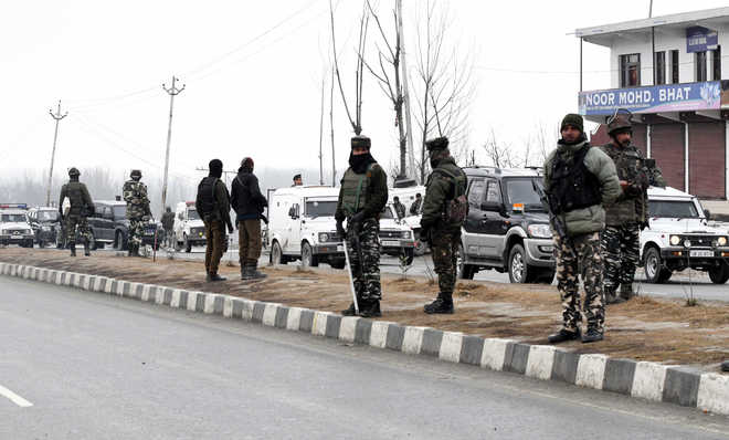 Explosives were smuggled from Pakistan, says probe