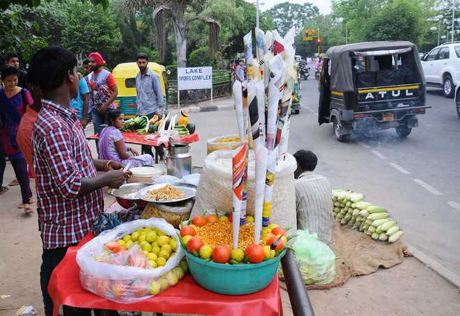 Have street food at your own risk: PGI study