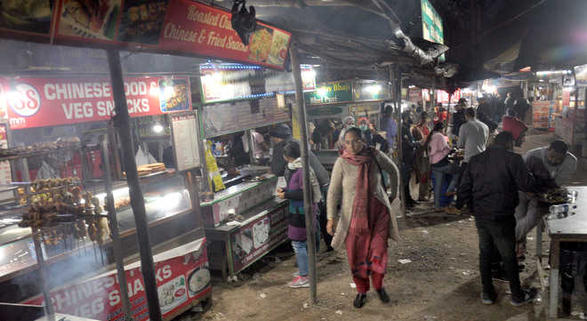 City to have 3 street food hubs