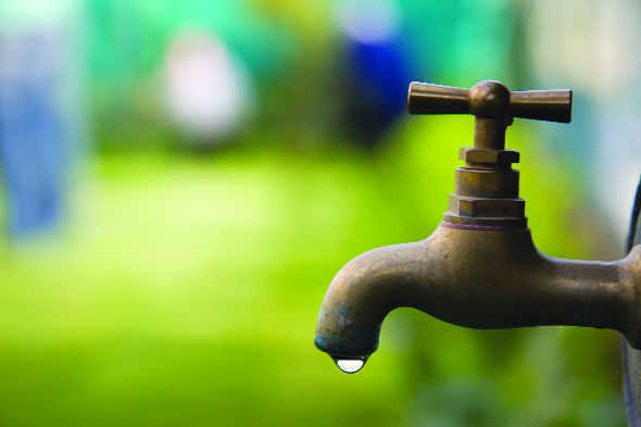 Water supply to be hit for 2 days