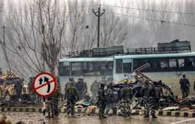 Afghan-trained IED expert  plotted Pulwama explosives?