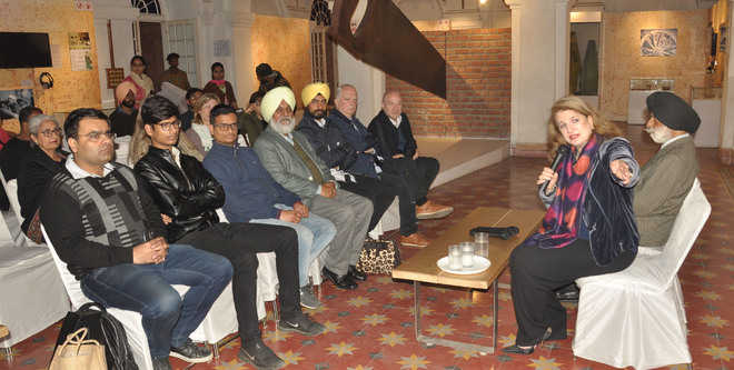 'Partition robbed Kapurthala of heritage'
