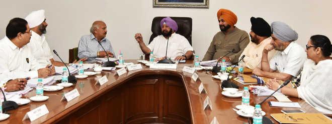 Punjab govt extends plot allotment quota to riots, terrorism victims
