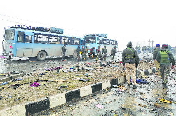 Pulwama attack signals shift in Pak strategy