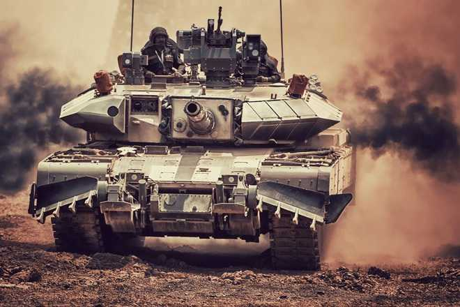 Army accepts 'Mark1-A' version of Arjun tanks