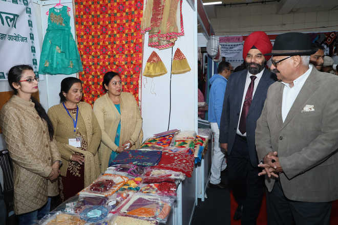 Punjab Governor opens 3-day fair