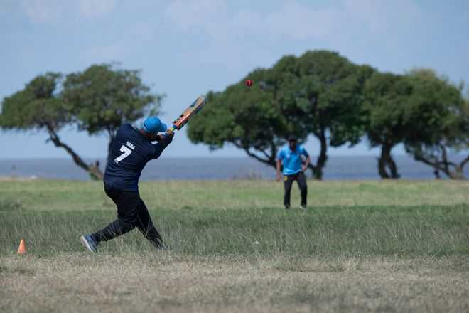 Expats from India keep cricket alive in Uruguay