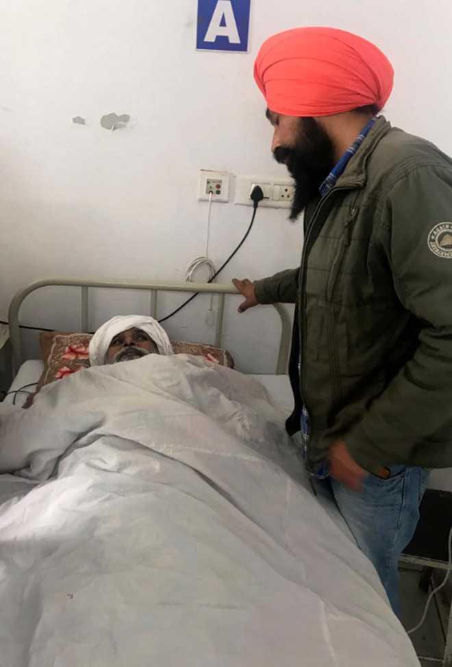 Shutrana MLA hurt in accident