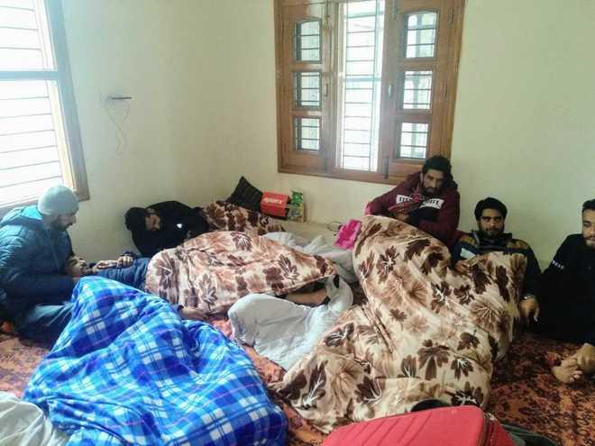 Gurdwara, NGO come to students' rescue