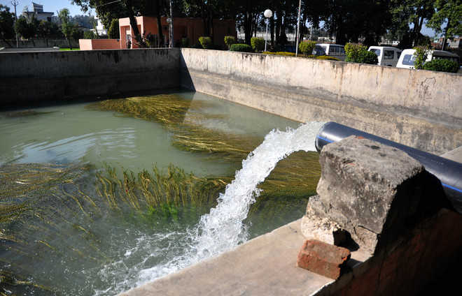 Chandigarh all set to get extra water