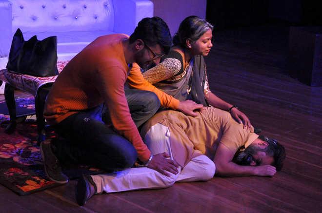 'Kanyadaan', a story of caste divide