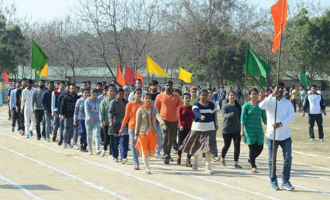 Sports activities play a constructive role in youngsters' life: VC