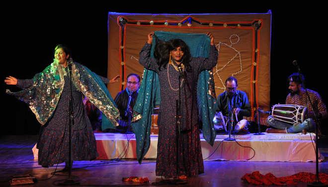 Dance drama captivates art lovers