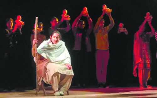 'Unborn'— a play on female foeticide — strikes a chord