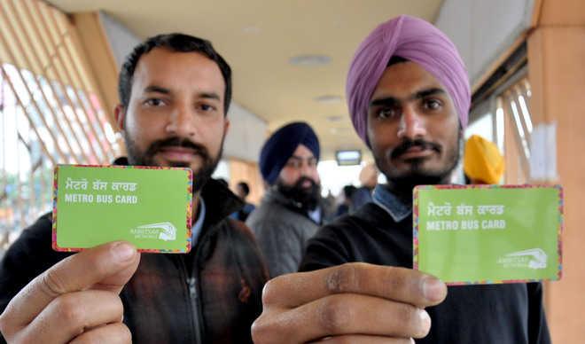 BRTS has 8,000 smart card holders