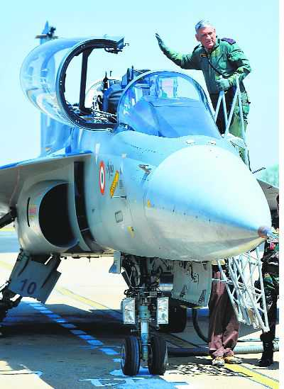 Indian aerospace industry still taking baby steps