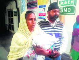 Newborns swapped at Kharar hospital