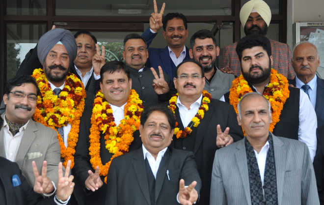 Bar council elections held