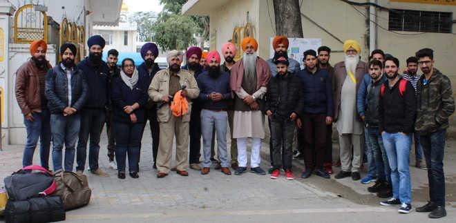 Allay Kashmiri students' fears, says Mohali DC