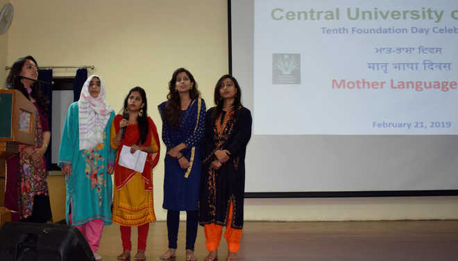 Mother Tongue Day observed