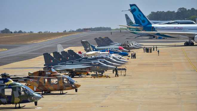 Aero India to celebrate ''Women''s Day'' in Bengaluru