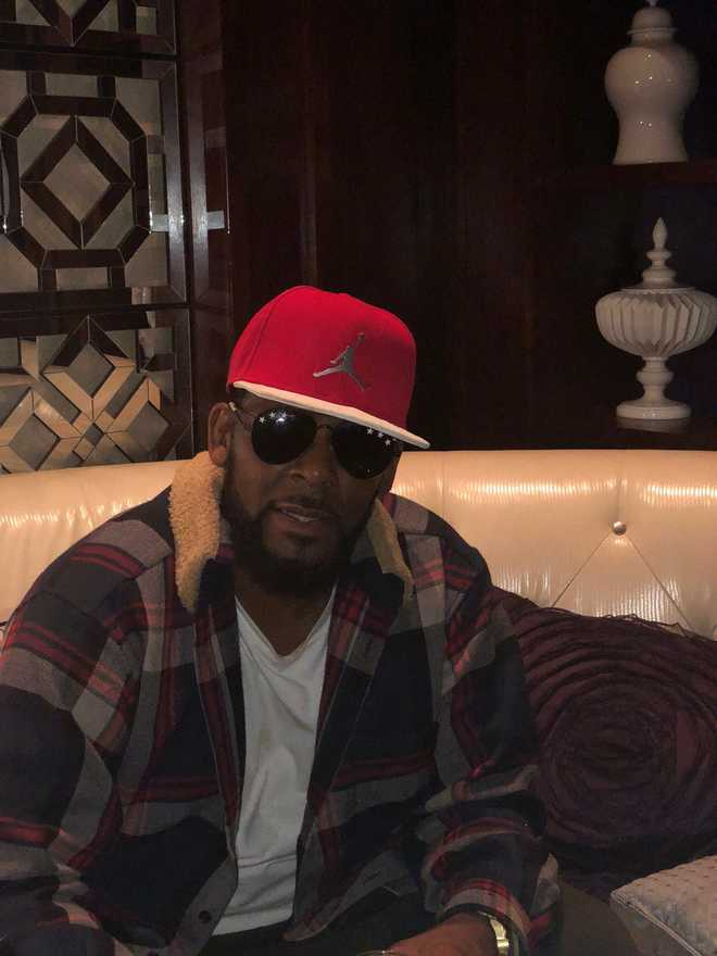 Singer R Kelly Due Back In Court Monday On Sexual Assault Charges