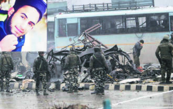 NIA identifies owner of vehicle used in Pulwama terror attack