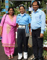 Chandigarh girl is Air Force's first woman flight engineer