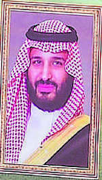 Saudi prince in Pak as Pulwama looms large