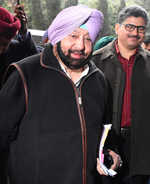Sidhu's intentions weren't anti-national, says Capt