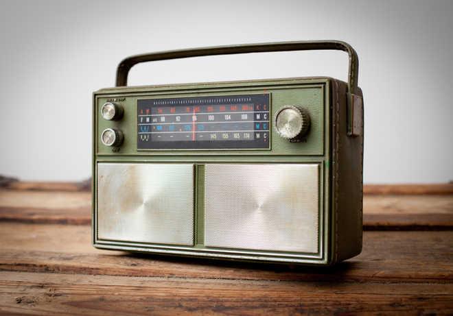 When radio was window to world