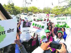 Activists plan PIL to save Aravallis