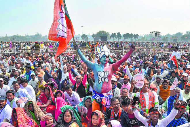 BJP back in the game in Hindi heartland