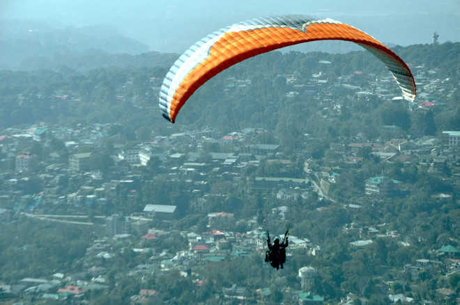 Paragliding us