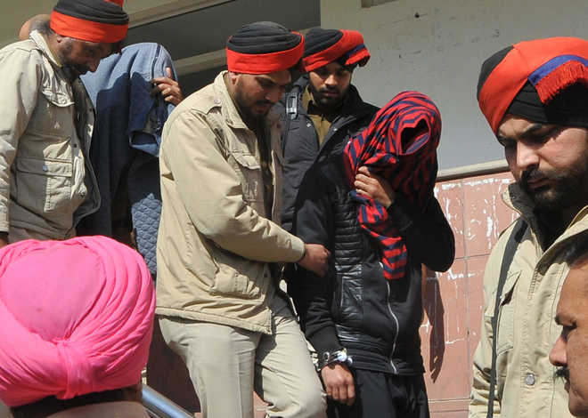 3-day remand for Jalandhar police station attack accused