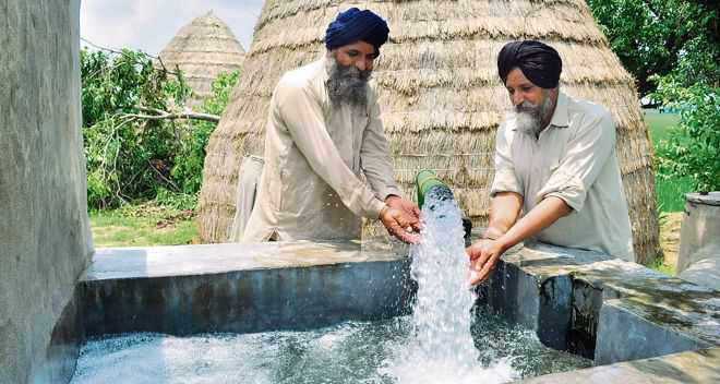 Review farming methods to tackle water crisis
